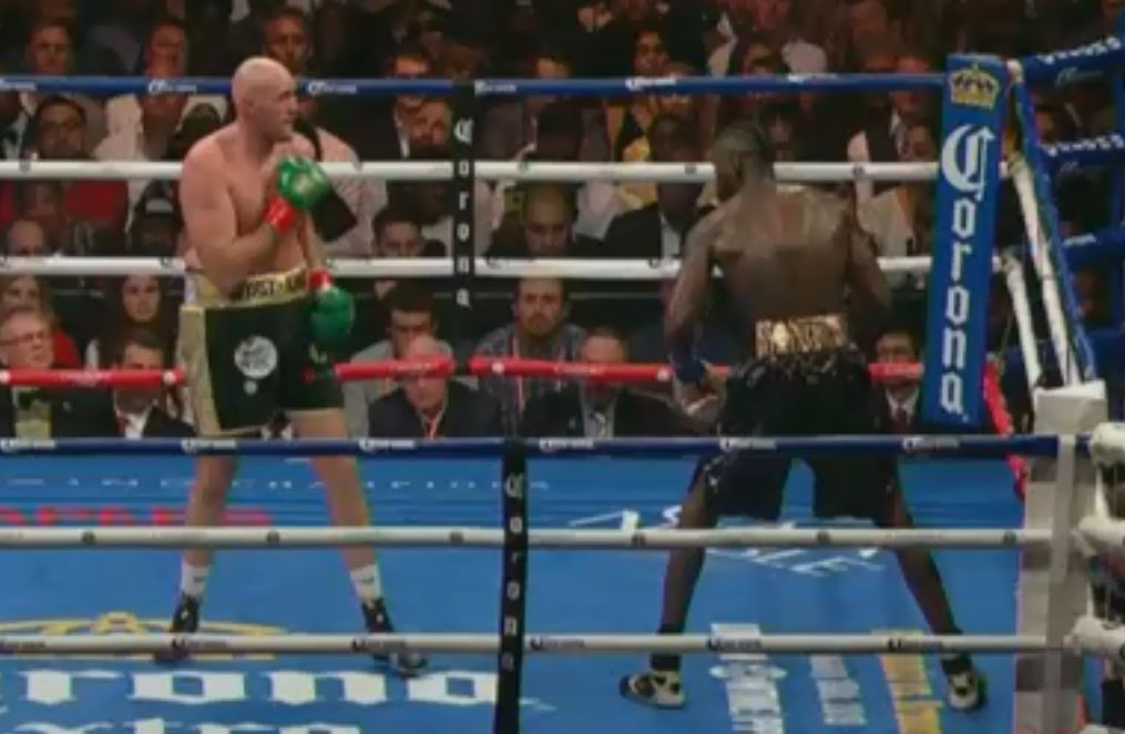 Tyson Fury Defeats Deontay Wilder In Modern Day Heavyweight Title Classic