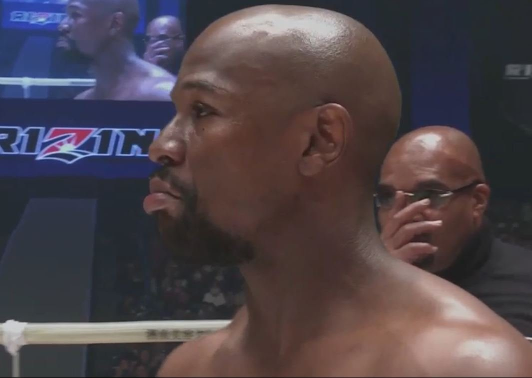 What Mayweather Earned Per Second For Tenshin Massacre Is Mind Blowing