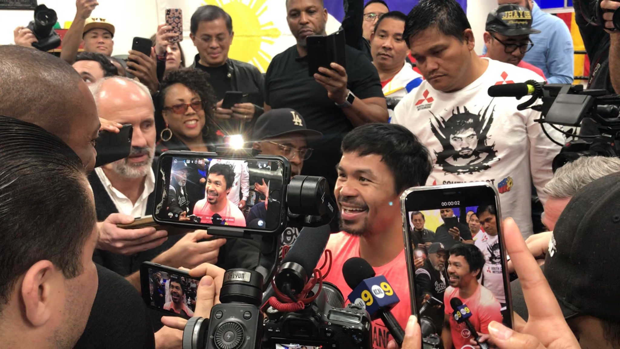 a day in the life of manny pacquiao