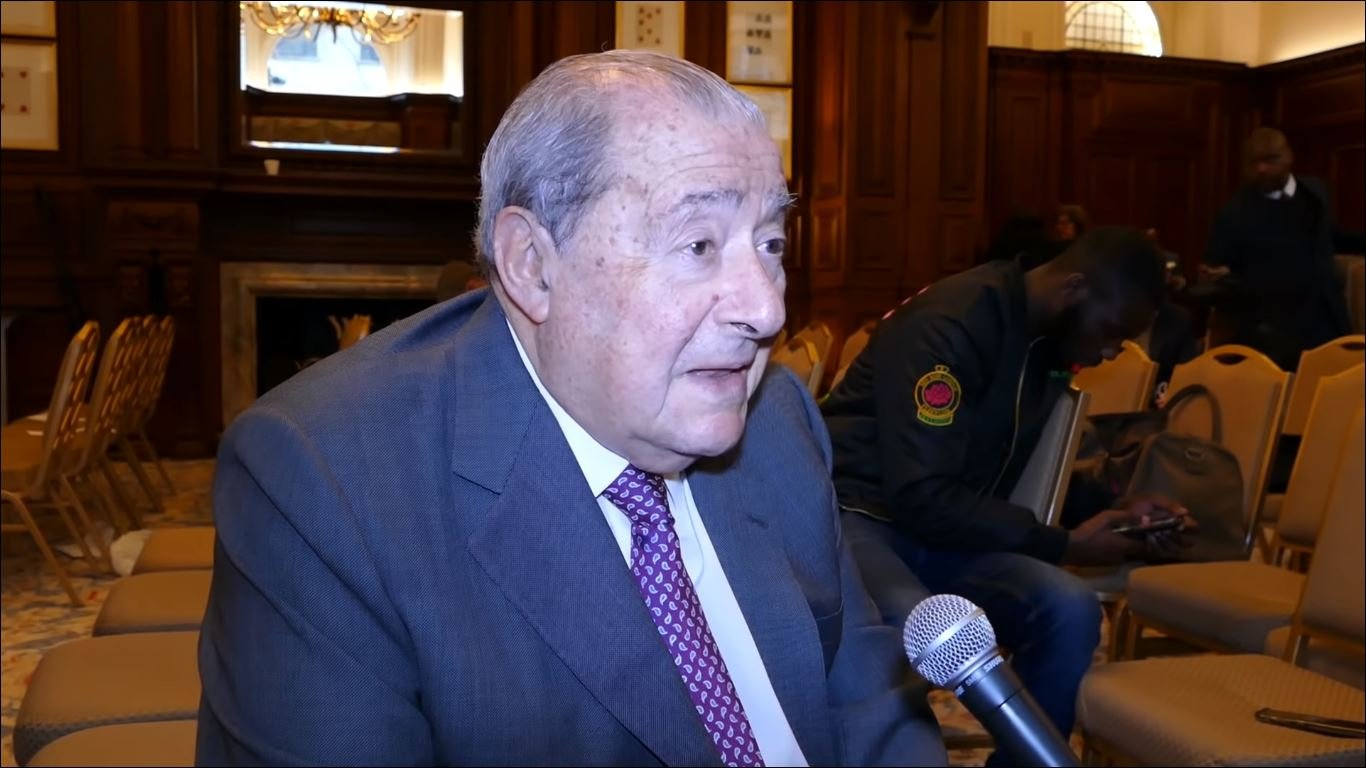 Bob Arum Makes Big Claims About Joshua and Fury In America