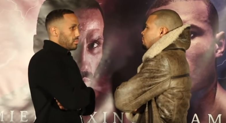 Chris Eubank Jr Appoints New Trainer Before James DeGale Fight