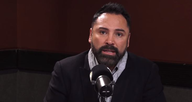 De La Hoya Trolls Dana White To Keep Bad Blood Going Into 2019