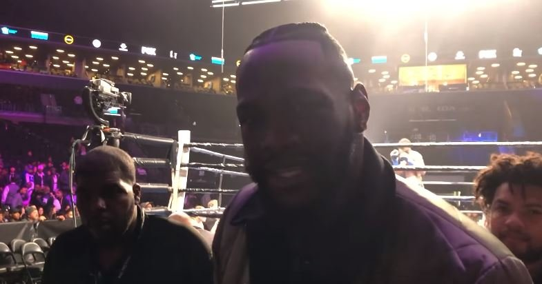 Deontay Wilder Is Spot On About Undefeated Records In Modern Boxing