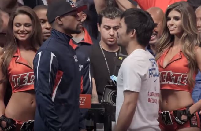 Freddie Roach Reveals What Happened In Round 4 Of Mayweather vs Pacquiao 1 To Warrant 2019 Rematch