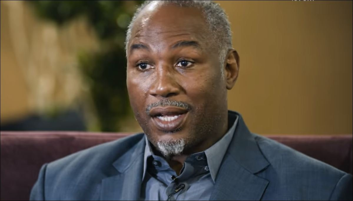 Lennox Lewis Takes Controversial Shot At Promoter Eddie Hearn