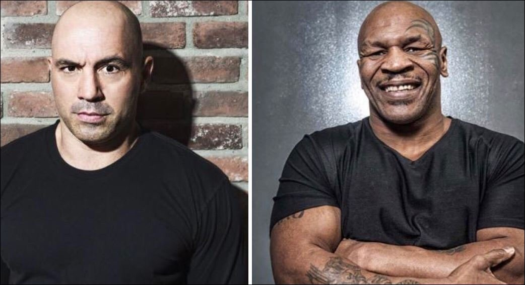 Mike Tyson Set For Joe Rogan Podcast Debut