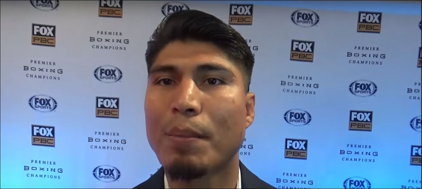 Mikey Garcia Reacts To Pacquiao vs Broner Fight