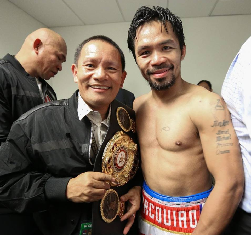 Team Pacquiao React To Late Injury Rumors Ahead Of Broner Fight