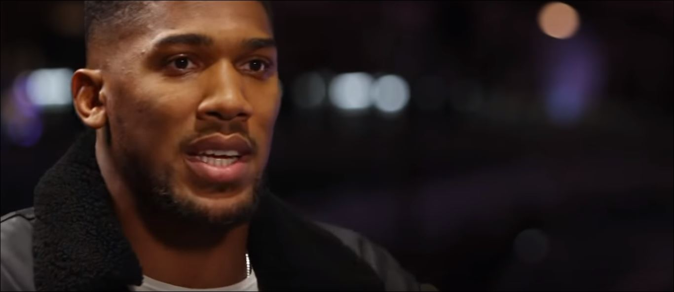 Anthony Joshua Makes Drug Claims Against Jarrell Miller