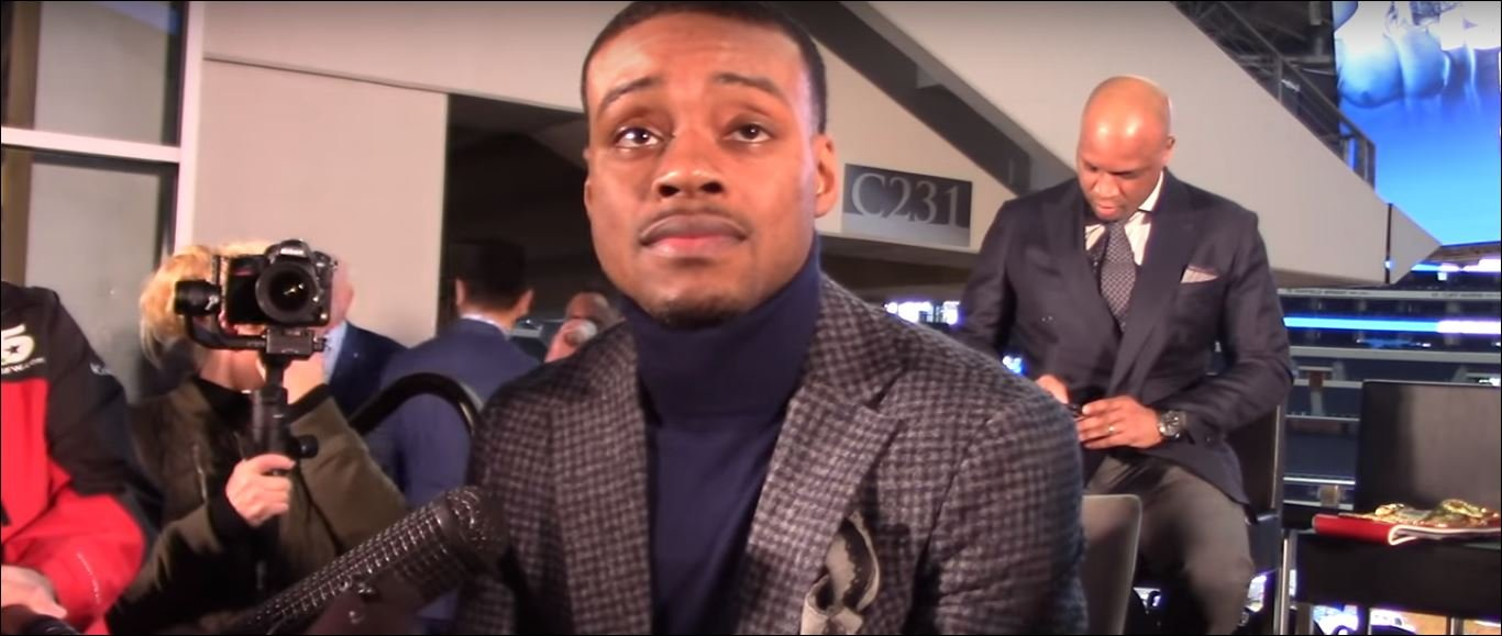Errol Spence Jr Makes An Interesting Suggestion To Manny Pacquiao