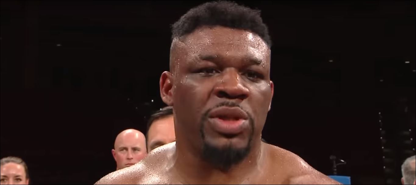 Jarrell 'Big Baby' Miller Reacts To Landing Anthony Joshua Fight