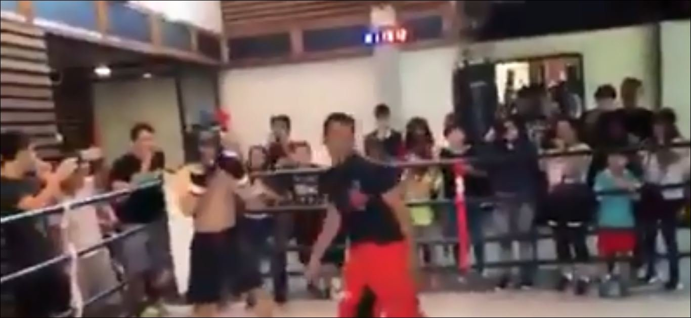 Manny Pacquiao's Son Has His First Fight