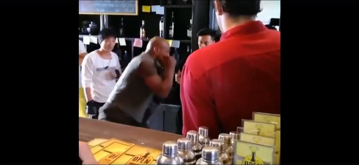 New Video Shows 52 Year Old Mike Tyson Still Has It