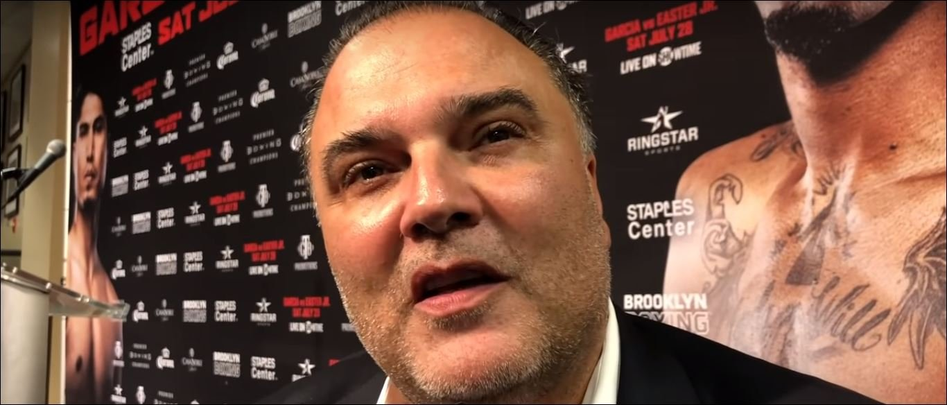 Richard Schaefer Makes Outrageous Claim About How Good Joe Joyce Is