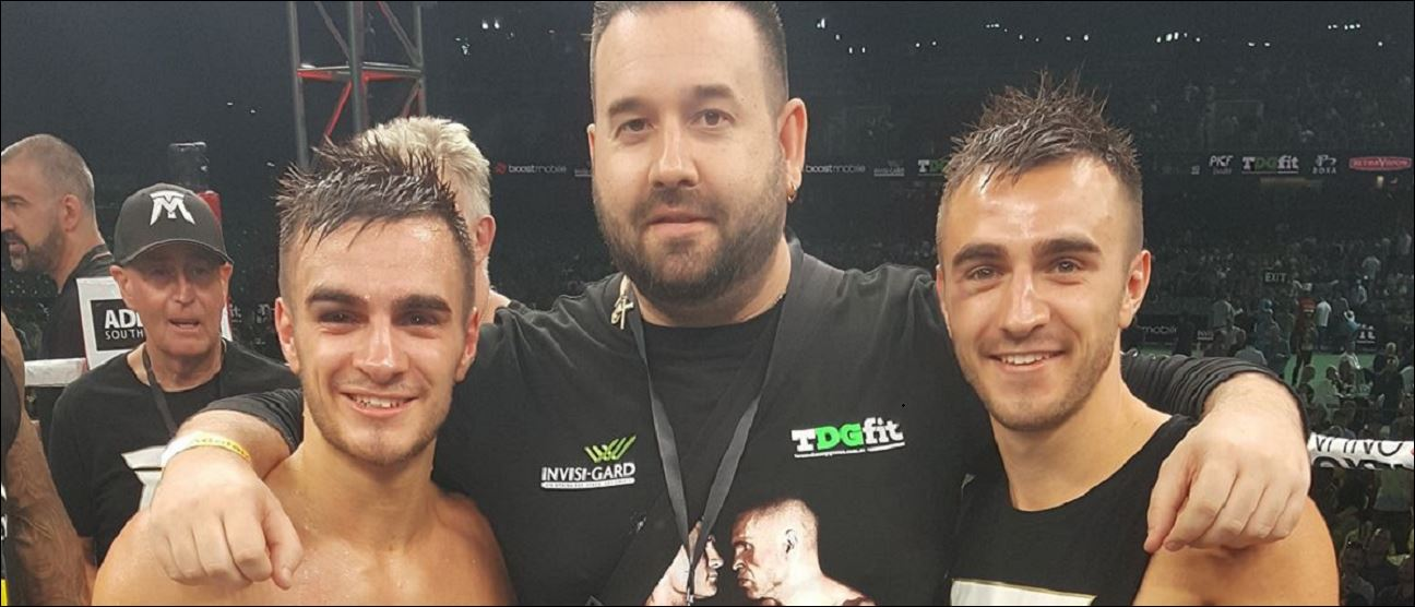 Tony Tolj Eyes World Honors For Moloney Twins