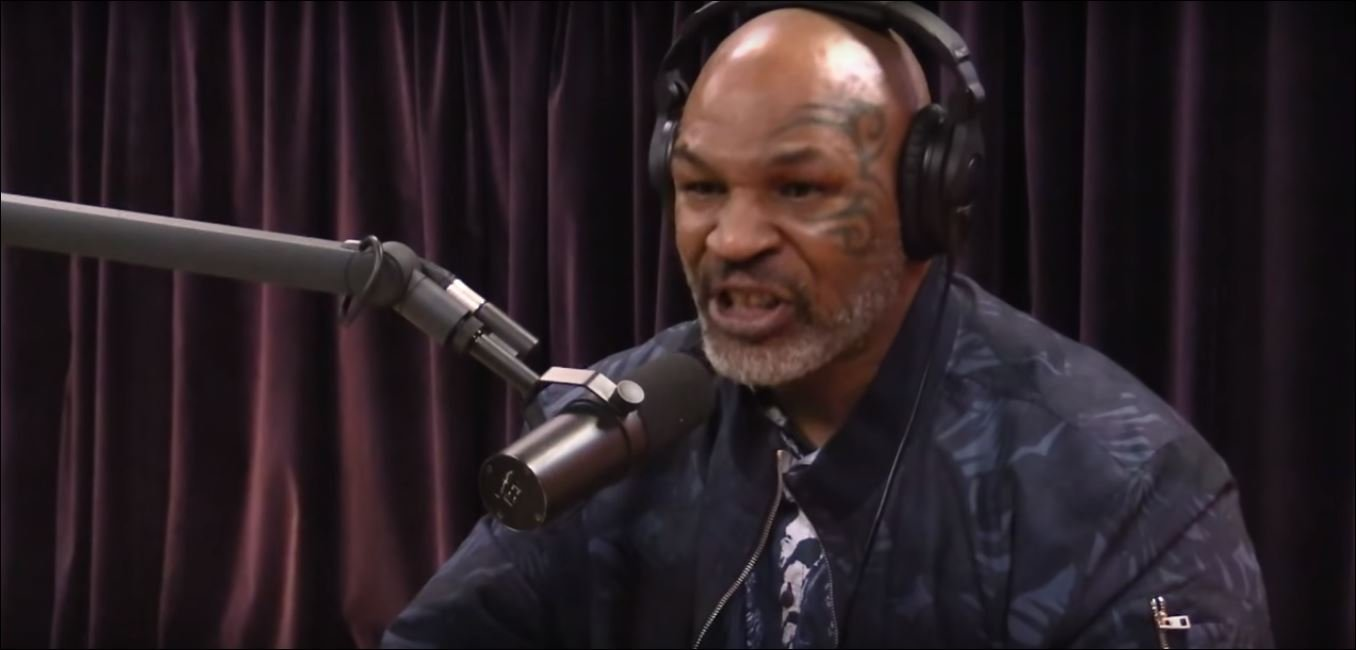 53-Year-Old Mike Tyson Makes A Profound Confession