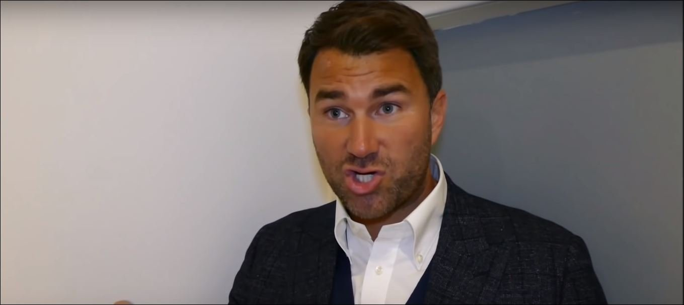 Eddie Hearn Not Giving Up On Gervonta Davis or Jermall Charlo