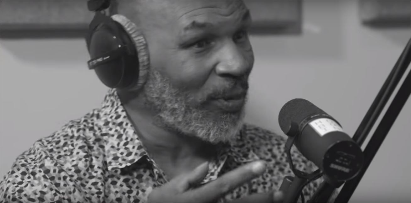 Mike Tyson Reveals The First Time He Got Paid To Have A Fight At Just 14-Years-Old