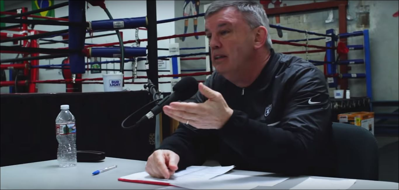 Teddy Atlas Makes Bold Claims Heavyweight Champion Anthony Joshua