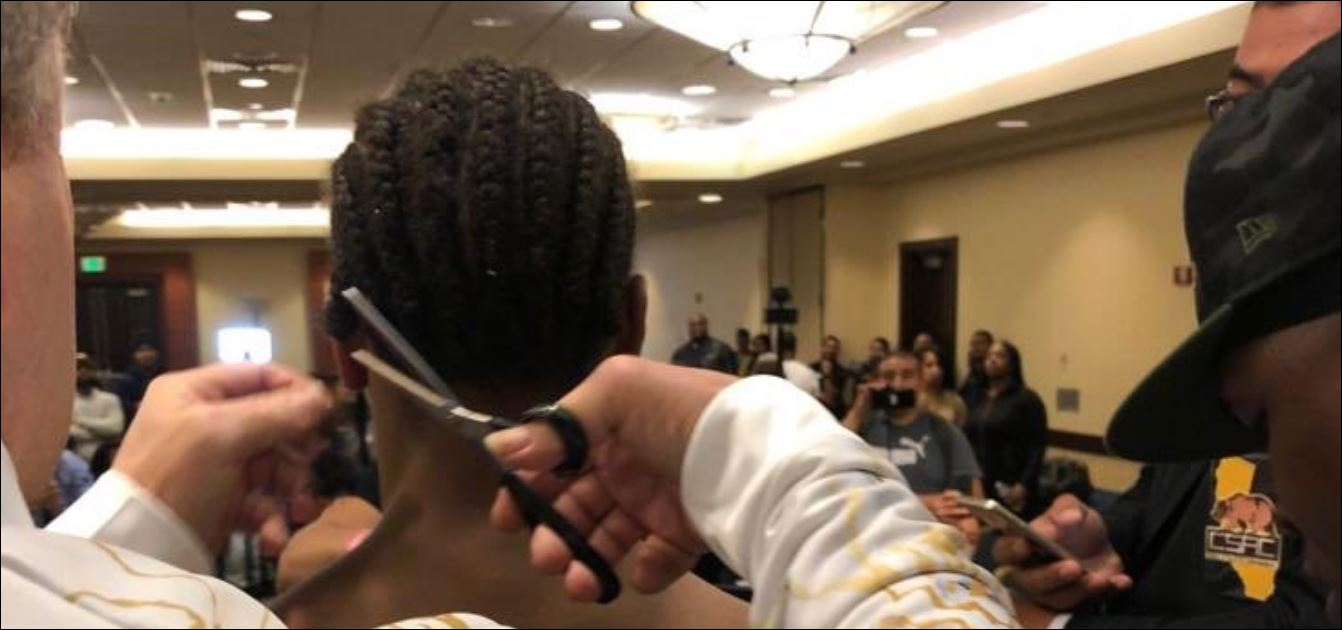 World Champ Shawn Porter Forced To Take Extreme Measures To Make Weight