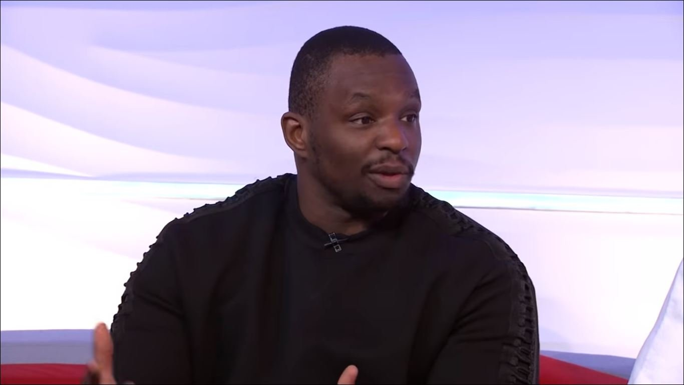 Dillian Whyte Has Less Than Flattering Things To Say About Deontay Wilder and Manuel Charr