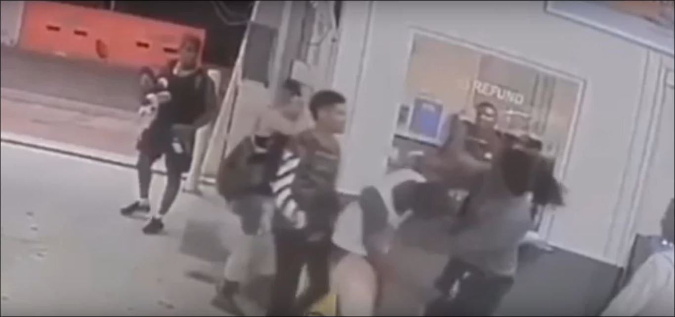 Disturbing Footage Surfaces Of 21-Year-Old Boxer Shakur Stevenson In Street Brawl