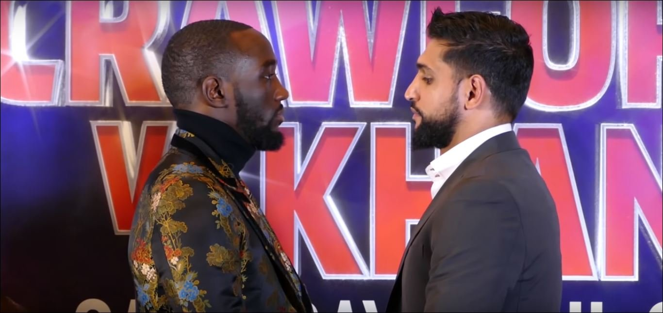 Does Amir Khan Have Any Chance At All Against Terence Crawford