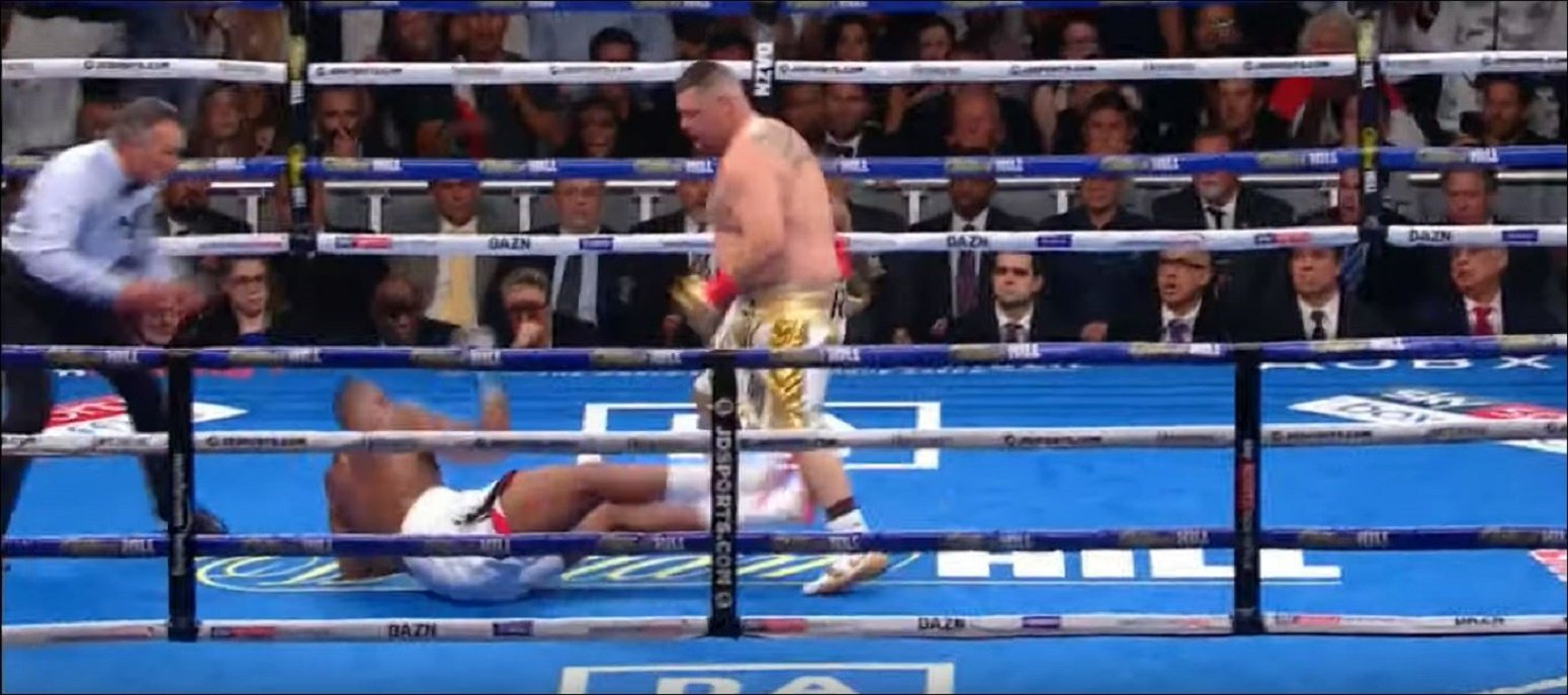 Andy Ruiz Jr Responds To Avalanche Of Dillian Whyte Abuse