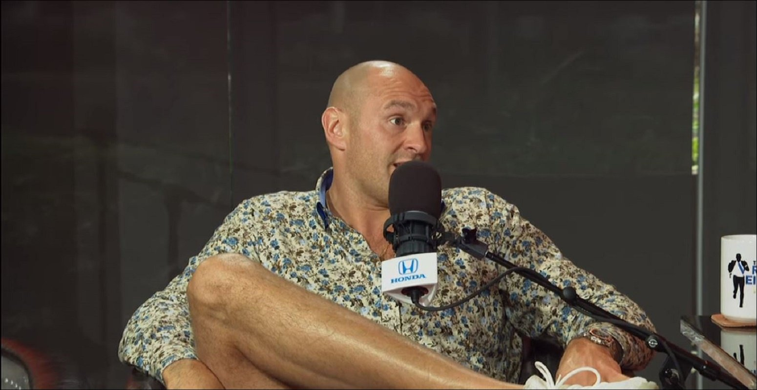 Tyson Fury Responds To Deontay Wilder Rematch