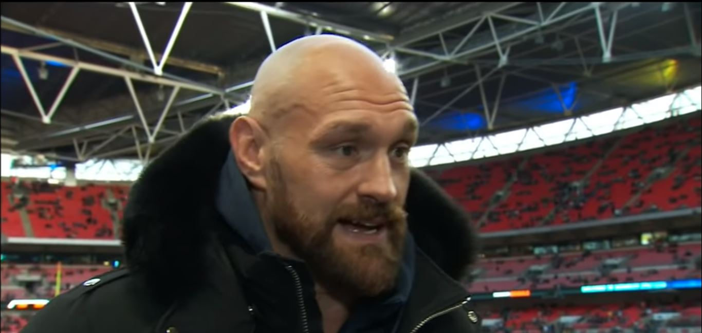 Tyson Fury Reveals Private Conversation He Had With Conor McGregor