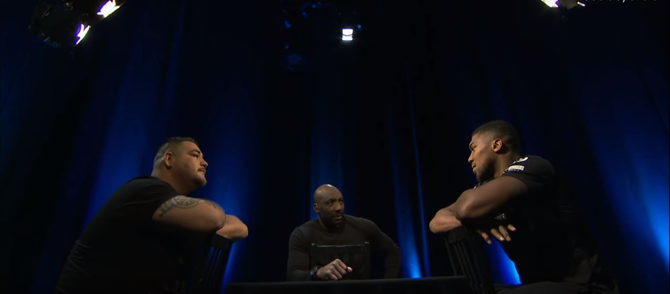Andy Ruiz vs Anthony Joshua 2 The Gloves Are Off Full Video