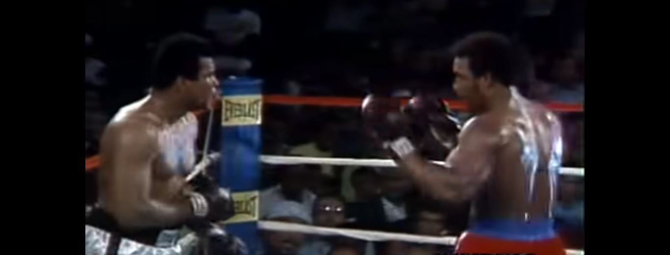 George Foreman Sums Up It All Up On 45th Anniversary Of The Rumble In The Jungle