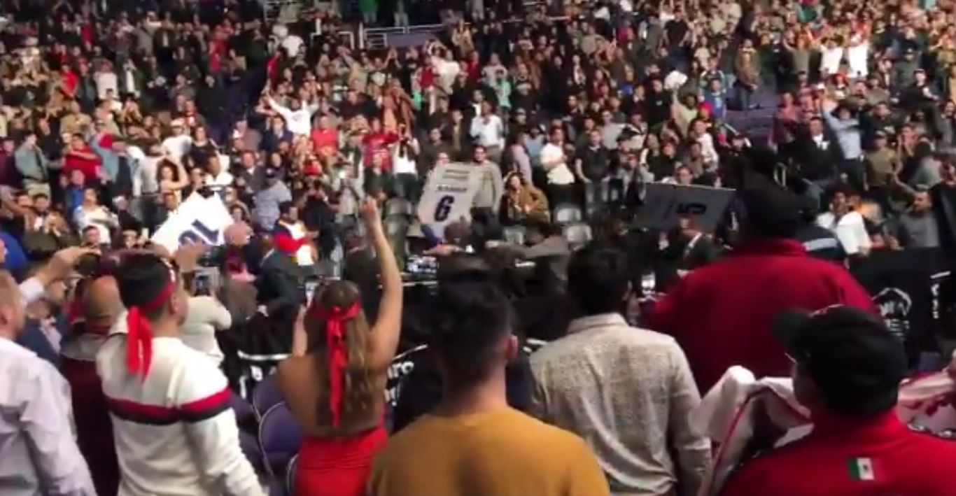 Chavez Jr Battered With Beer Cups By Boxing Fans After Jacobs Fight