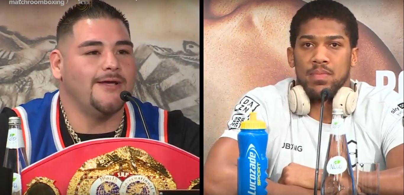 Full Andy Ruiz Jr vs Anthony Joshua 2 Final Press Conference Video