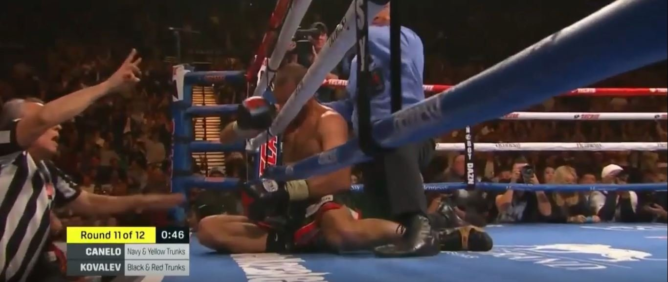 Knockout Of The Year 2019 A Look At The Most Vicious Brutal Knockouts