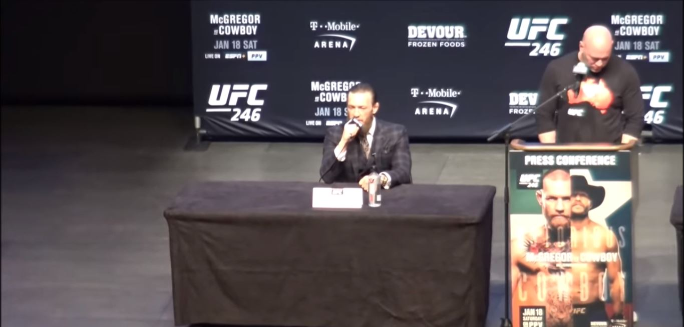 Conor McGregor Reveals A Lofty Boxing Goal and 3 Possible Boxing Opponents