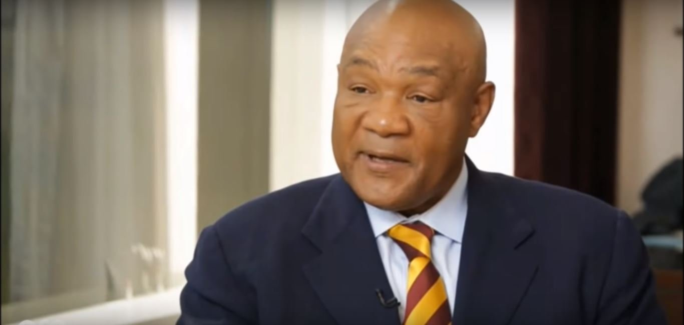 George Foreman Reveals The Boxer That Scared Him Most