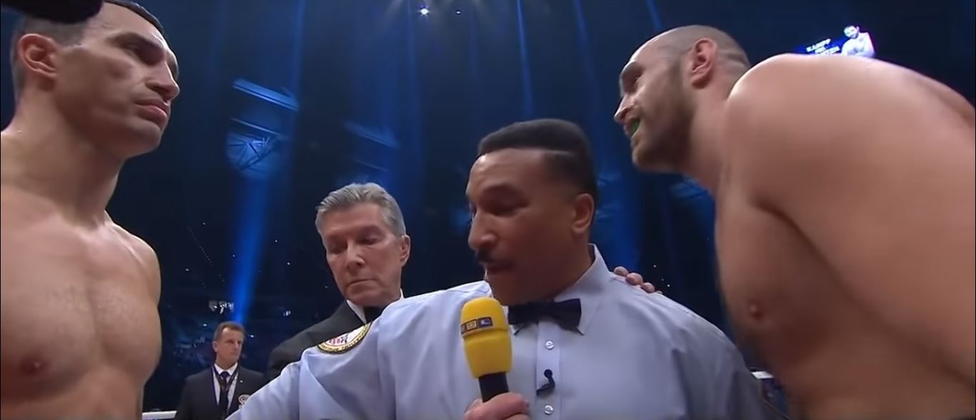 Tyson Fury Recalls His 3 Best Fights Ahead Of Deontay Wilder 2