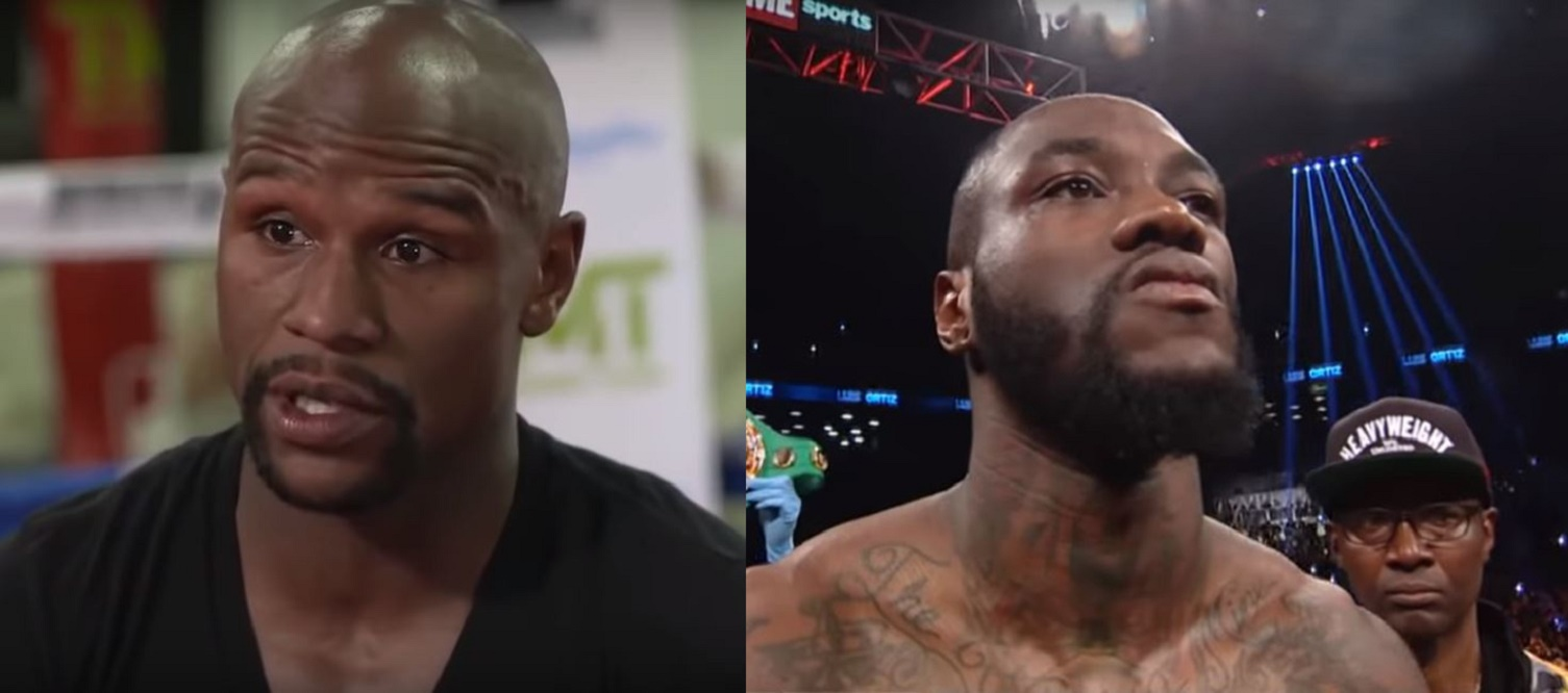 Floyd Mayweather's Offer To Deontay Wilder
