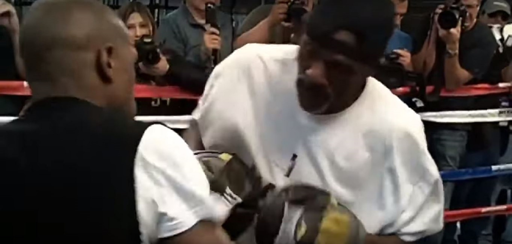 Mayweather Family Reveal Stunning Roger Mayweather Tribute