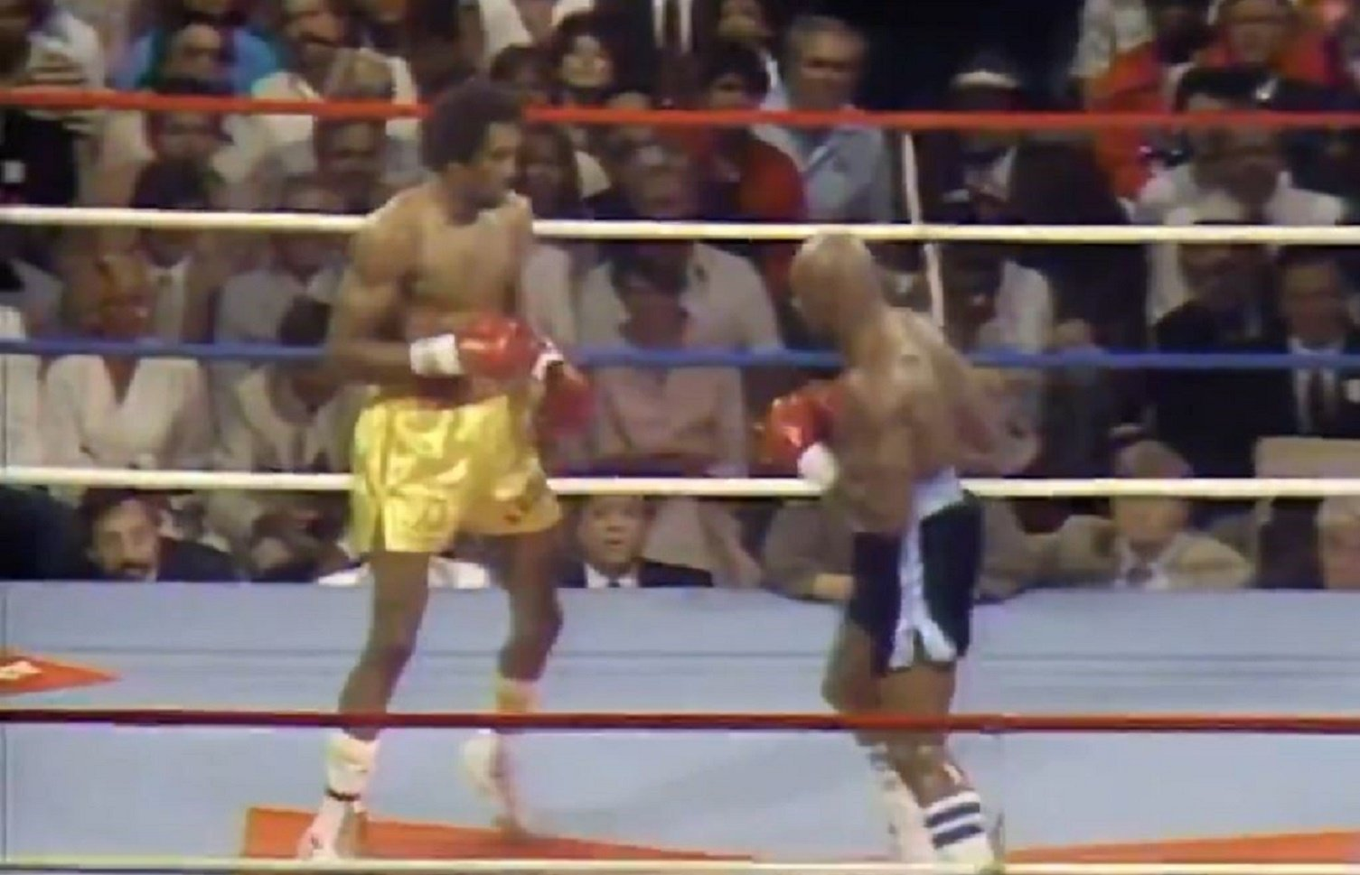35-Year Anniversary of Marvin Hagler vs. Thomas Hearns