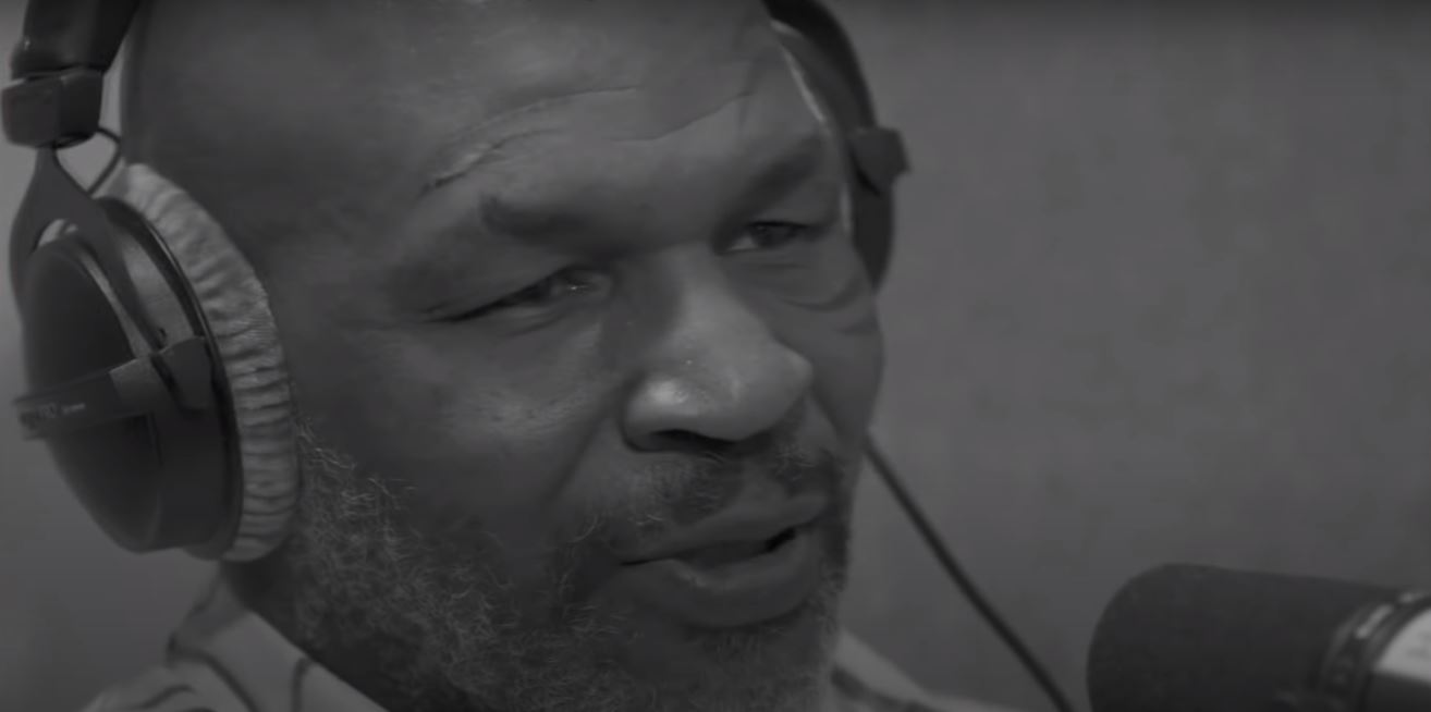 Mike Tyson Gets Choked Up Talking About Cuban Boxer