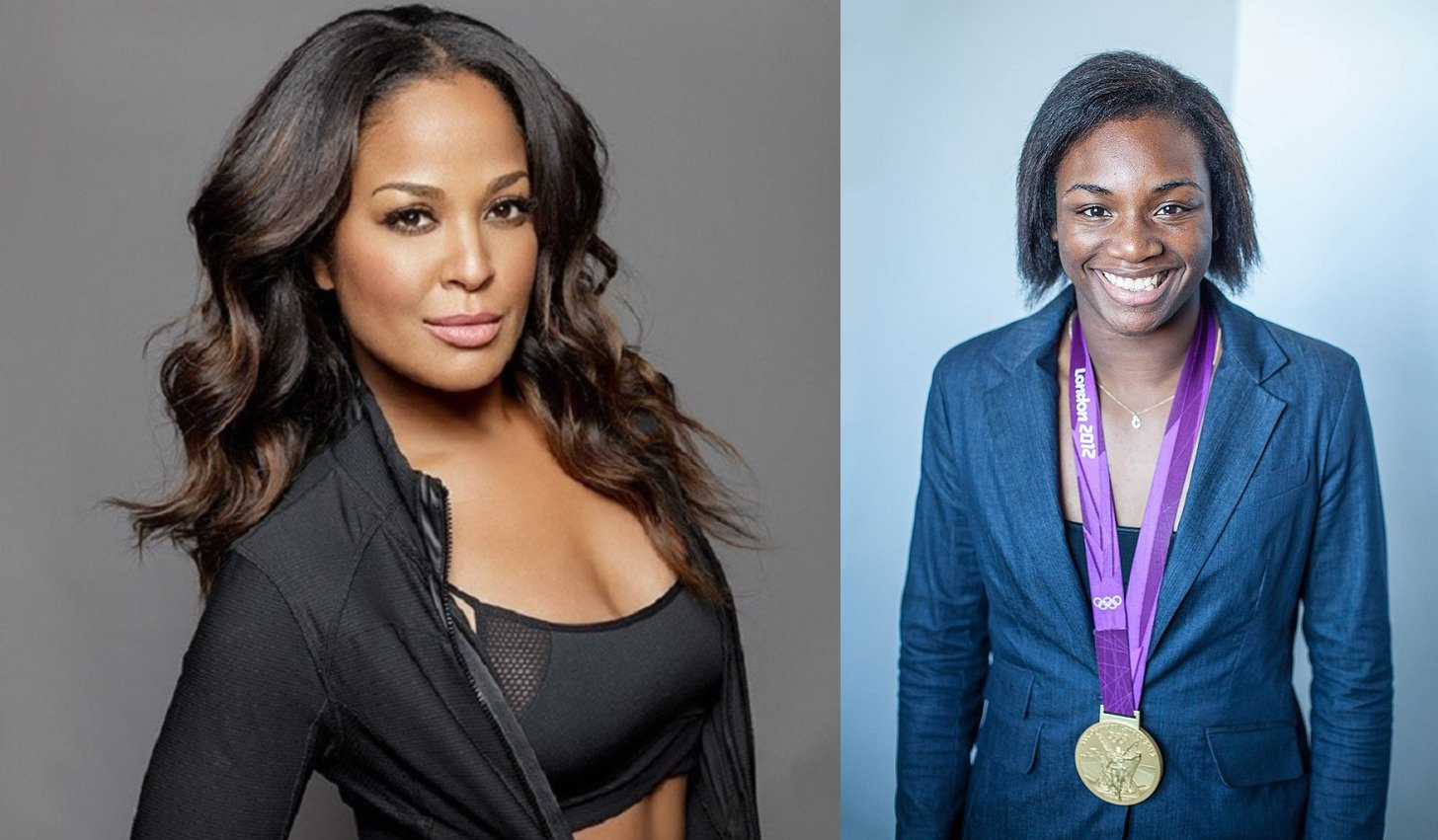Claressa Shields Reacts To Possible Laila Ali Fight