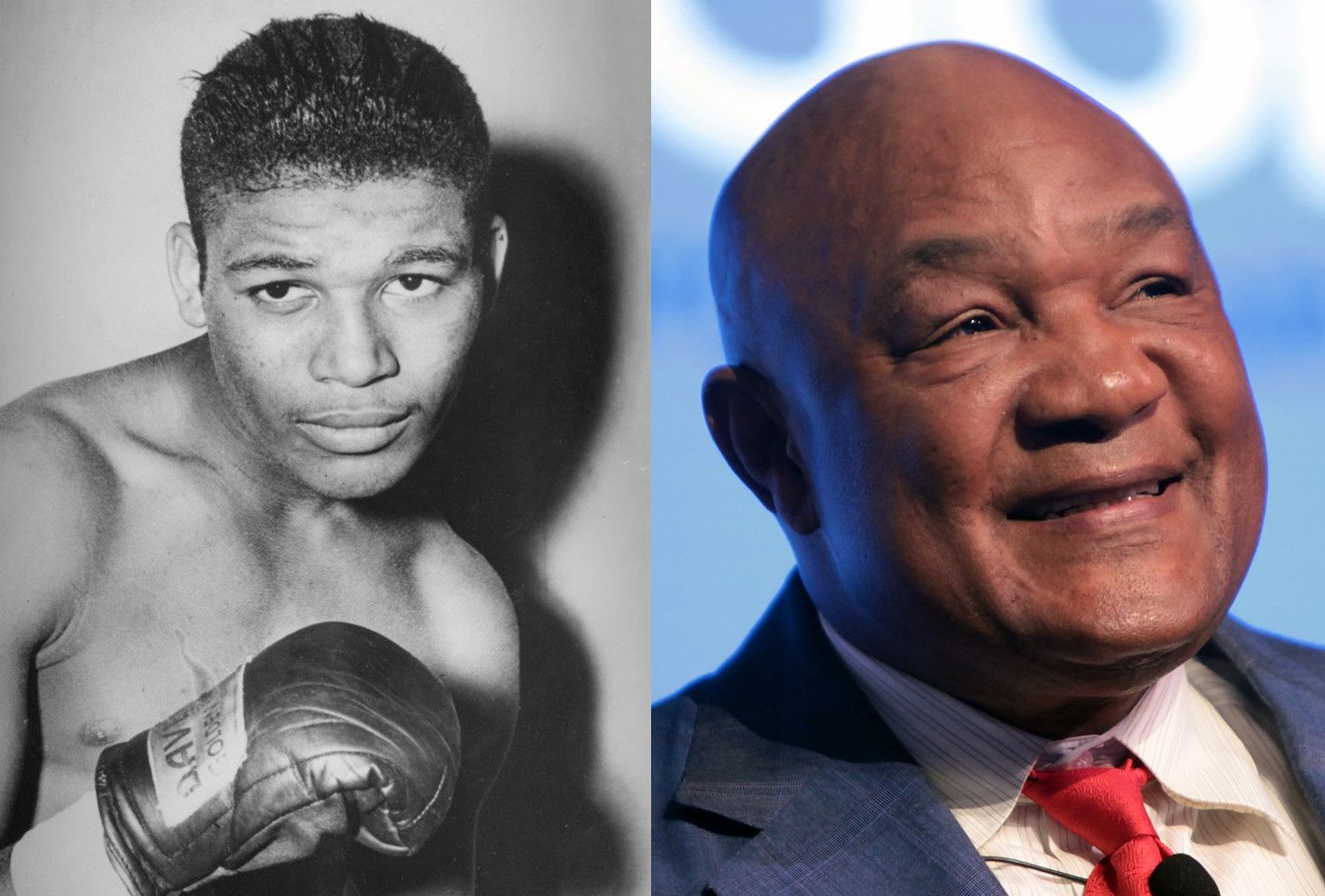 George Foreman Reveals What Sugar Ray Robinson Told Him