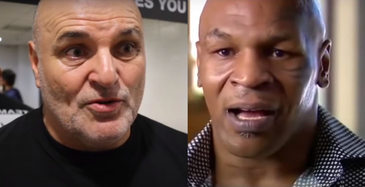 Tyson Fury's Father Calls Out Mike Tyson
