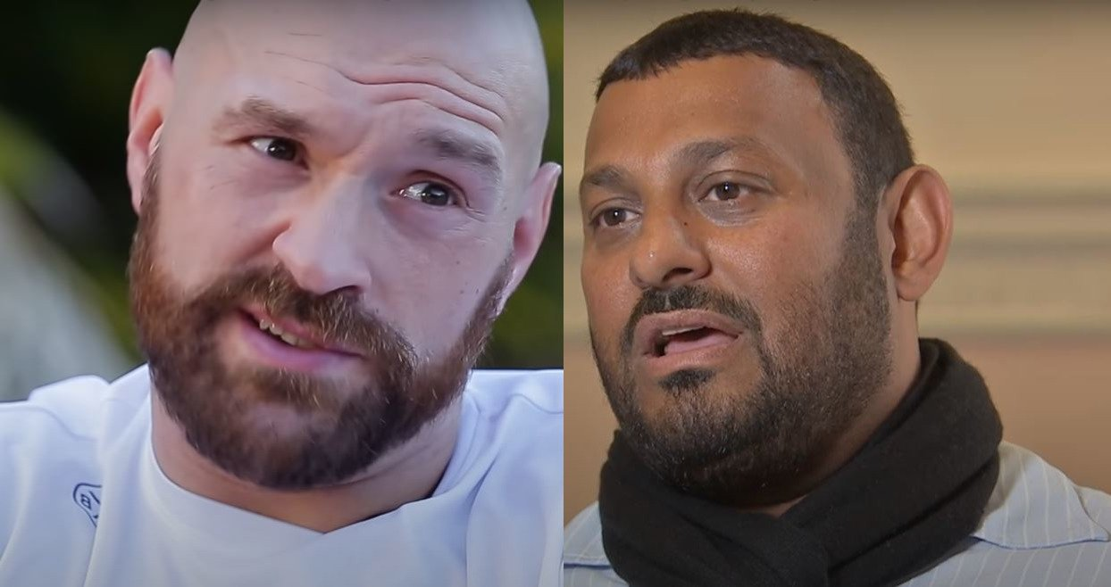 What Prince Naseem Hamed Said About Tyson Fury Has Stirred Interest