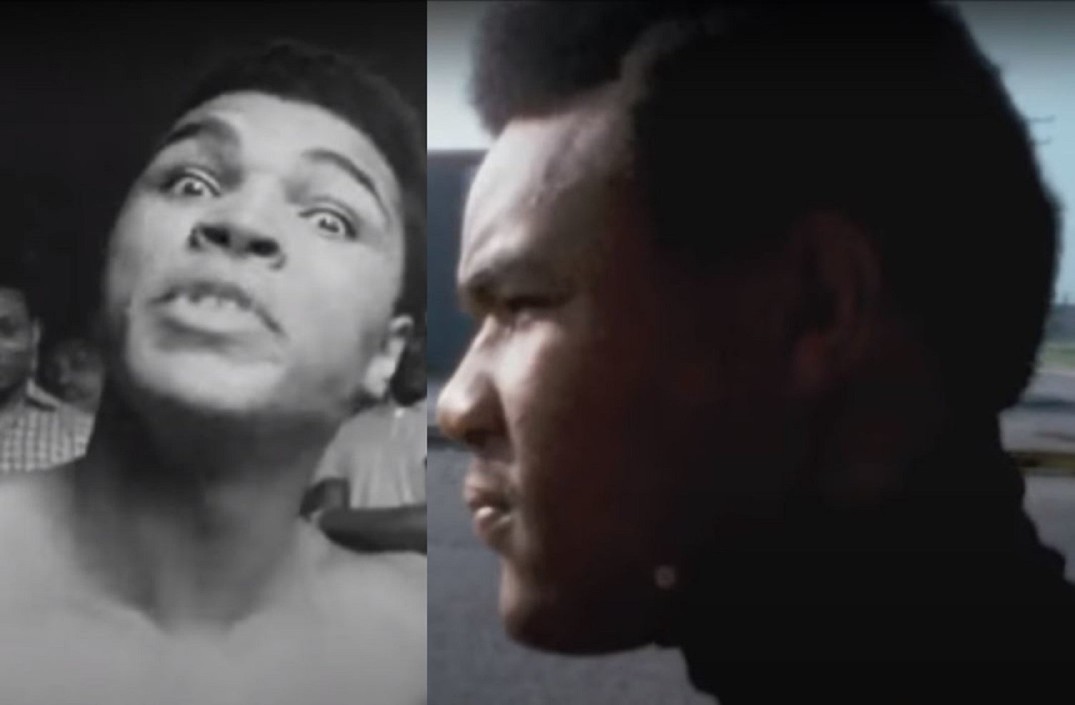 George Foreman Reveals What Ali Told Him The First Time They Met