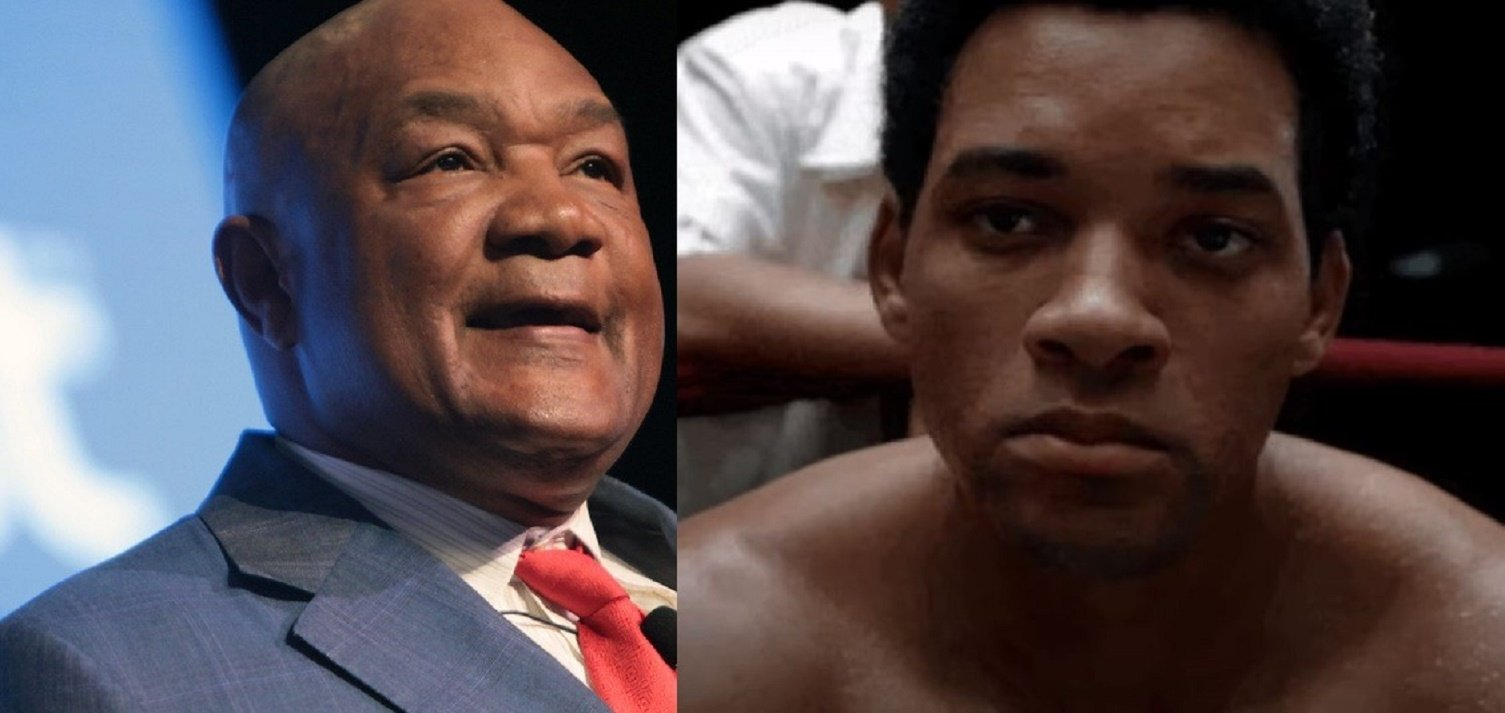 George Foreman Brutally Honest On Will Smith's Acting of Muhammad Ali