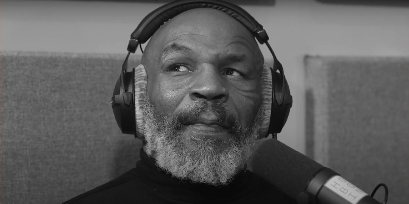 Mike Tyson Drops Some Serious Knowledge Bombs