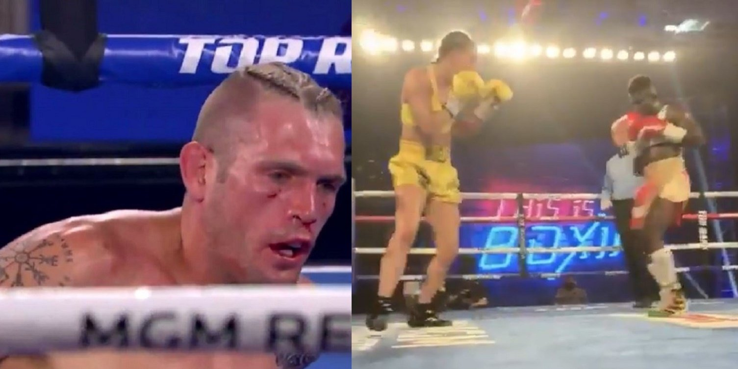 Watch Clay Collard Scores 3 Knockdowns, Mikaela Mayer Boxing Results